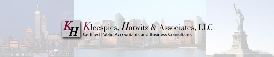 Kleespies Horwitz Associates Llc A Professional Tax And